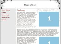 Darmowy szablon strony WWW