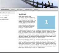 nowoczesne Gotowe strony WWW