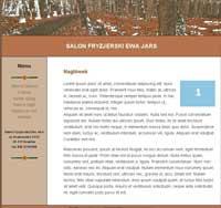 prosty Gotowe strony WWW