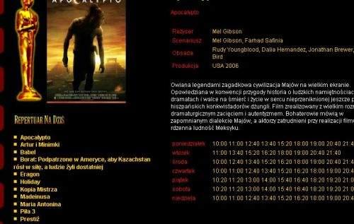 kinoteka 2 Szukanie w Kinoteka.pl
