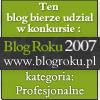 zestaw3 20 Blog Roku 2007   głosuj na Marketing w Internecie