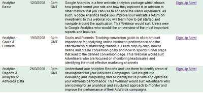 szkolenia google AdWords i Google Analytics   szkolenia online