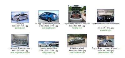 Pagerank Google dla wyszukiwania obrazków