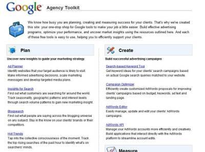 agency toolkit Pakiet dla agencji i konsultanta SEM