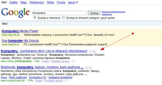 komputery wiki Google Searchwiki już w Polsce