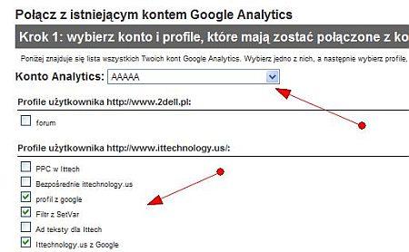 profile google analytics Uzyskuj wyższe przychody z AdSense za pomocą Google Analytics