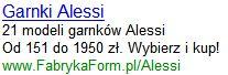 Garnki Alessi