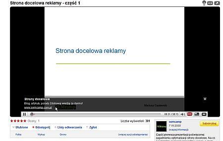 nakladka z wezwaniem do dzialania Przewodnik po Promowanych filmach wideo na Youtube   praktyczne wykorzystanie