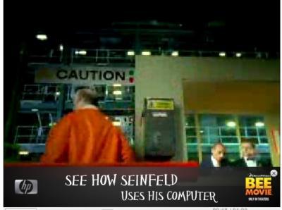 Reklama invideo w postaci graficznej