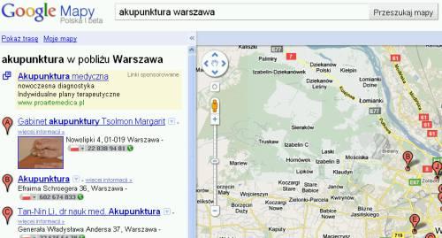 miejsca google Jak śledzić użytkowników z map Google ?