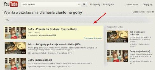 Format Trueview - Trueview w wynikach wyszukiwania Youtube