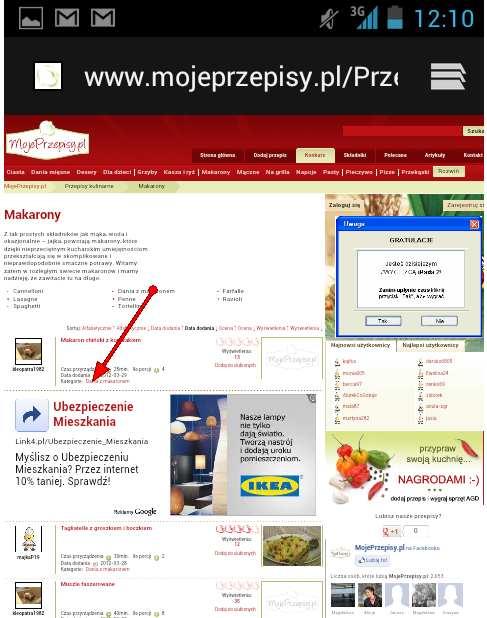 reklama mobilna 2 Jak tworzyć kampanie reklamowe w mobilnej Sieci reklamowej Google (tzw. mGDN)?