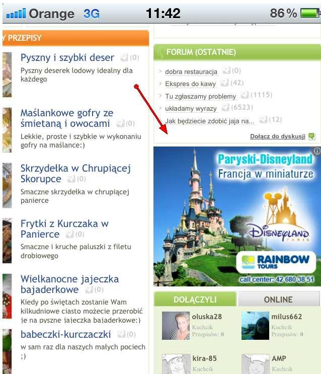 reklama mobilna 3 Jak tworzyć kampanie reklamowe w mobilnej Sieci reklamowej Google (tzw. mGDN)?