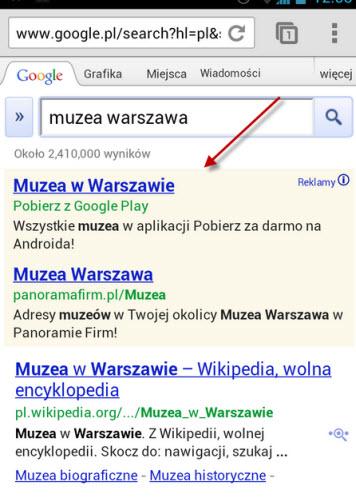 promocja aplikacja Wyszukiwanie mobilne w Polsce, czyli co warto wiedzieć o wyszukiwaniach w urządzeniach przenośnych