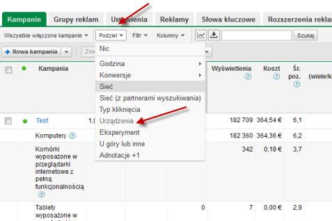 urzadzenia kampanie Wyszukiwanie mobilne w Polsce, czyli co warto wiedzieć o wyszukiwaniach w urządzeniach przenośnych