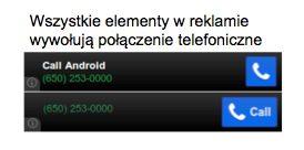 reklama telefoniczna Wszystko o formatach mobilnych w Sieci reklamowej Google