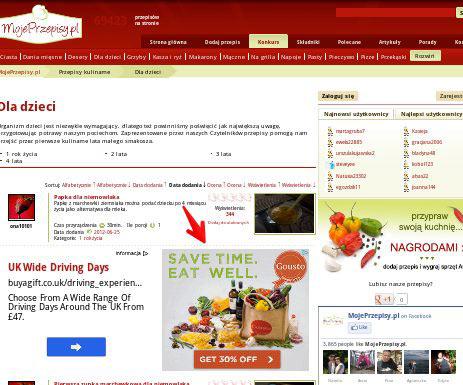reklamy desktop Wszystko o formatach mobilnych w Sieci reklamowej Google