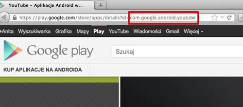 sledzenie aplikacji android identyfikator Śledzenie pobrań aplikacji w kampaniach AdWords