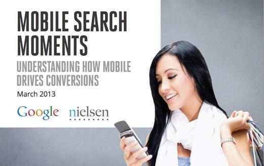 wyszukiwanie mobilne badanie Wyszukiwania mobilne a konwersje   ciekawe badanie