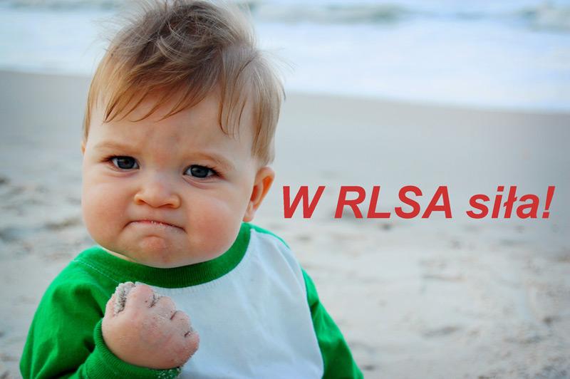 RLSA - wykorzystanie w wyszukiwarce