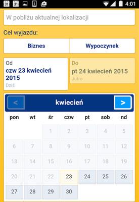 kalendarz mobilny