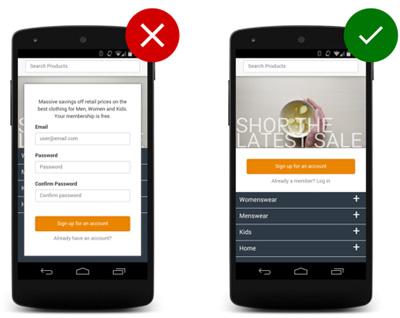 korzystanie mobile