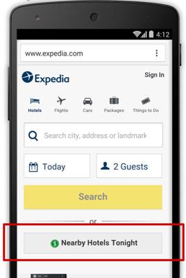 wykorzystanie lokalizacji mobile