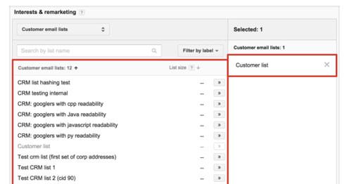 Reklamy remerketingowe na Gmail